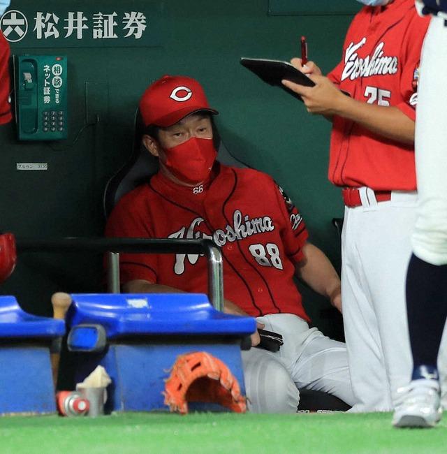 広島カープさん、ガチでひっそりと弱い