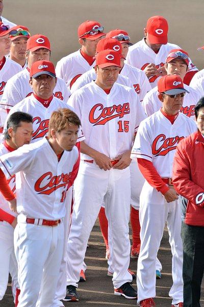 黒田博樹「広島復帰します」