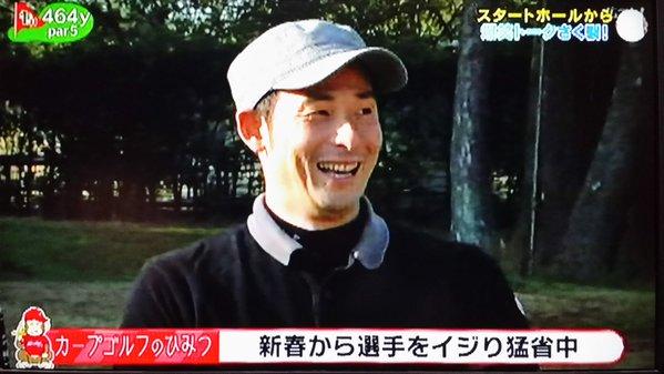 カープ選手会ゴルフ2016_15