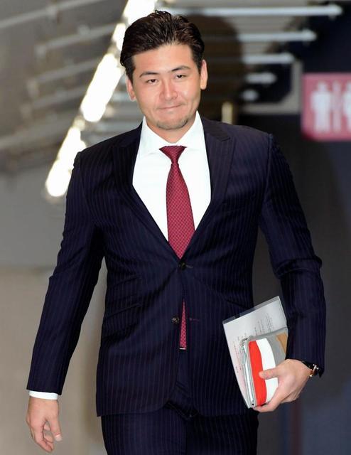 カープ會澤翼契約更改年俸2017_02