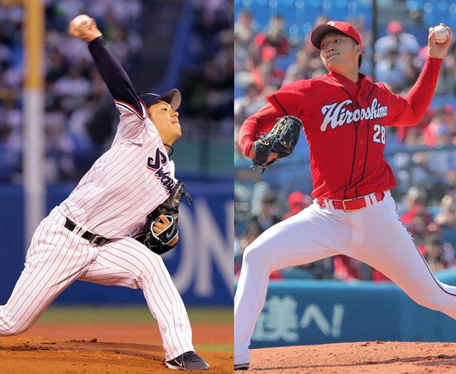 床田VS小川