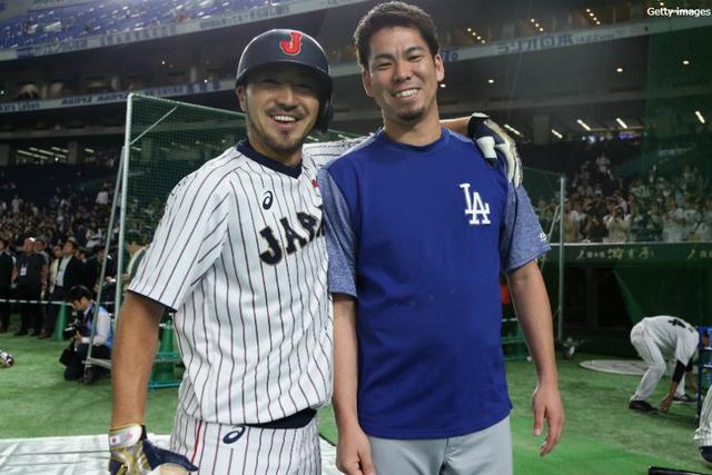 前田健太大瀬良大地日米野球