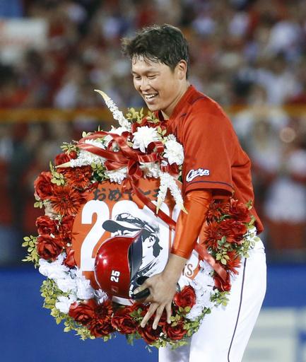 新井貴浩2000本安打に貢献した投手ランキング
