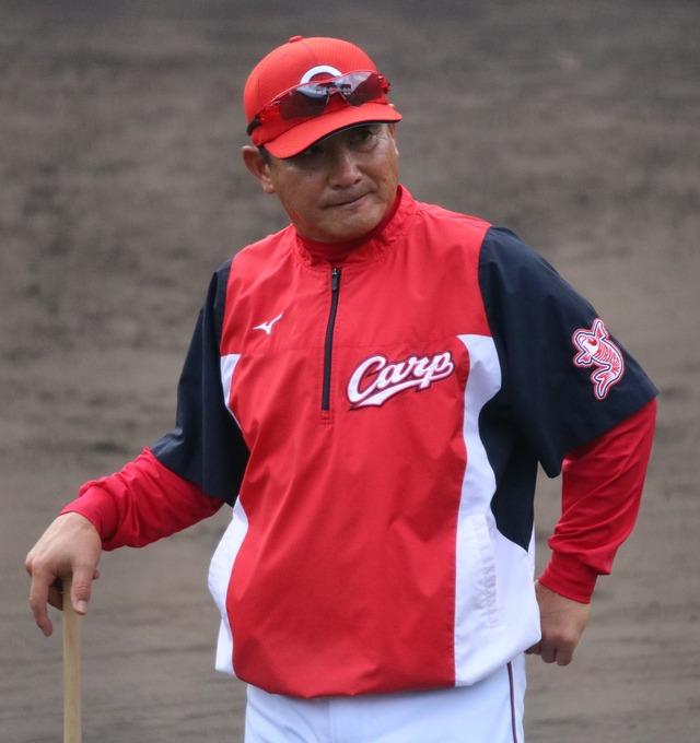 カープ永田利則コーチ退団決定