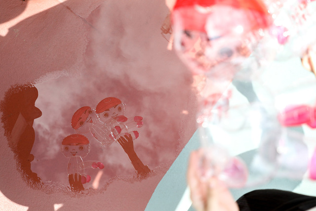 カープ坊やのビニール人形_07