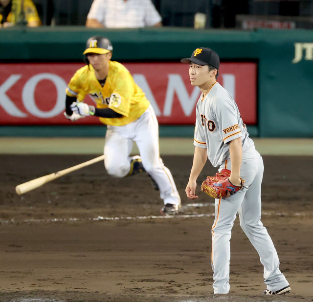 カープファン「巨人増田(野手)が投手で登板!?」