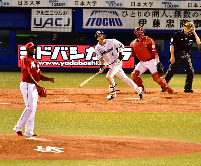 広島フランスア満塁ホームラン防御率良化