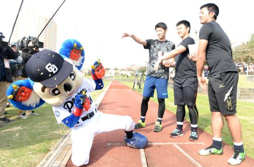 プロ野球_節分_豆まき_2016_07