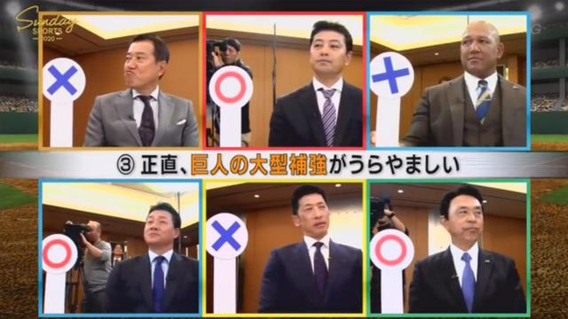 セリーグ6球団監督_座談会_NHK_20