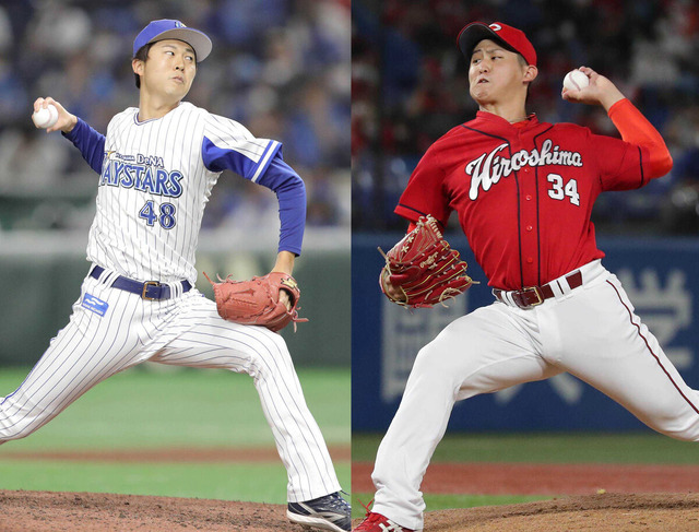 高橋昂也vs京山将弥