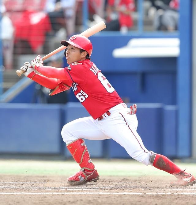 カープ菊池涼介MLB後継者_羽月隆太郎