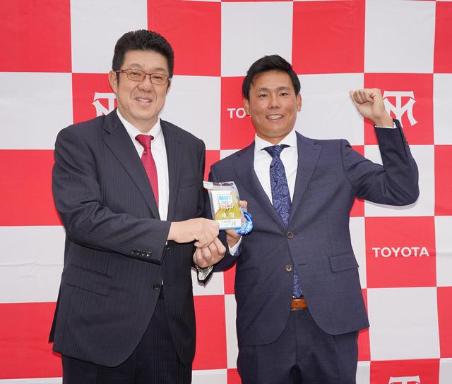 広島ドラ1栗林の悩み「愛車をトヨタからマツダに買い換えるべきか」