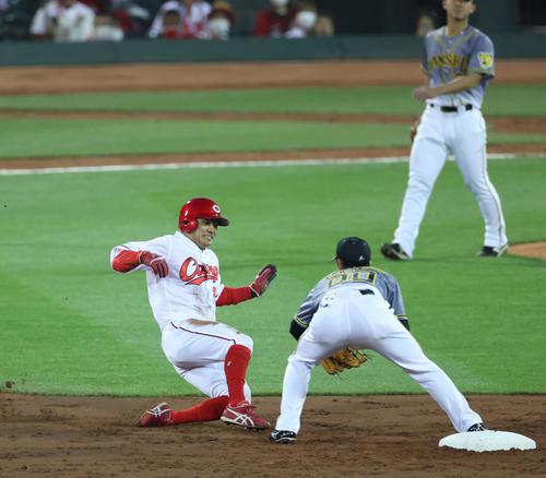 緒方孝市がカープの盗塁&走塁ミスにダメ出し「機動力野球ではない」