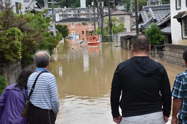 西日本豪雨広島県被害状況