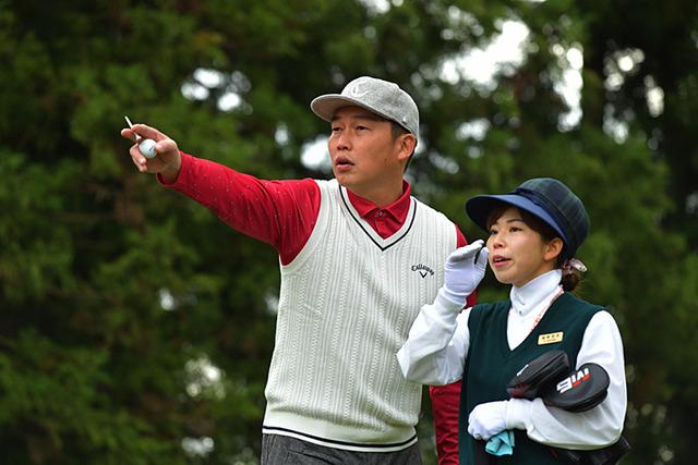 新井さん武井壮チャリティーゴルフ (3)
