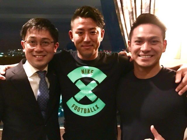 福井優也×田中広輔_へやのみ2017_02