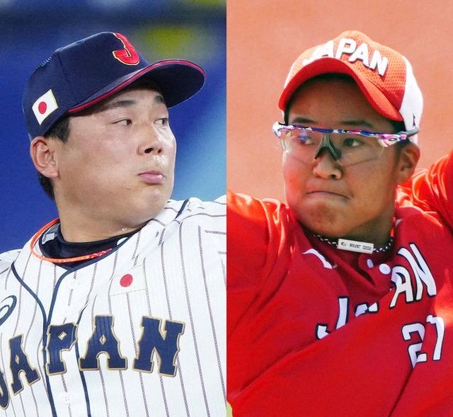ソフトボール後藤希友「栗林が広島に指名されて嬉しかった」