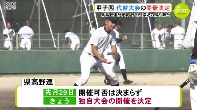夏の高校野球、広島の代替大会開催へ_04