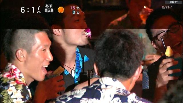 カープ優勝旅行1日目_12