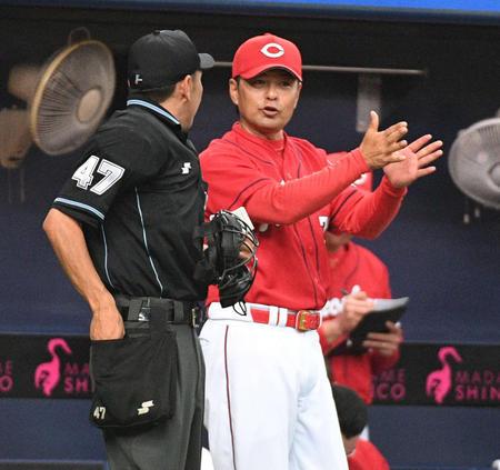 緒方監督我々の野球をやるだけ