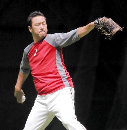 黒田博樹開幕投手