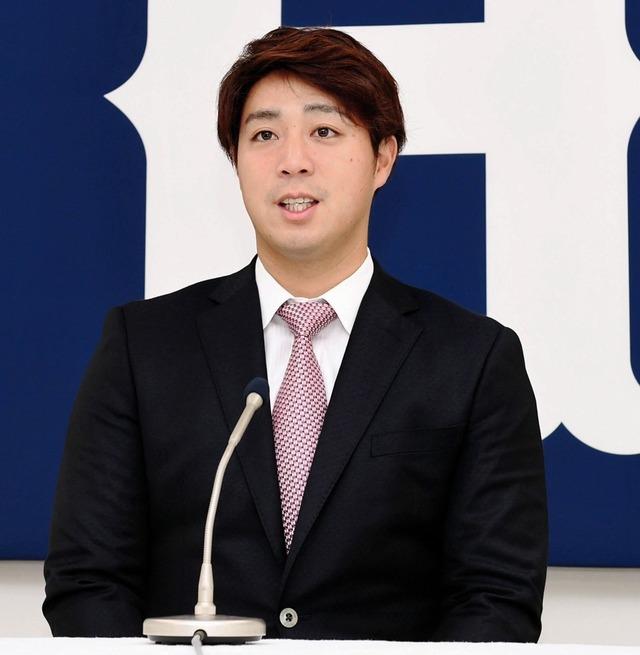 カープ野村祐輔2年総額3憶円