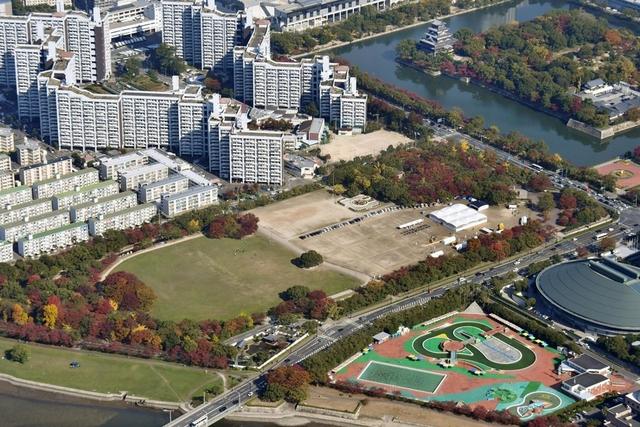 広島サッカー場中央公園決定