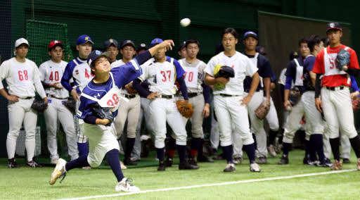 広島カープ入団テスト2019年
