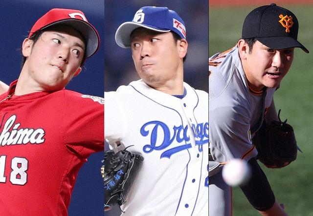 今の日本プロ野球界のエース←誰を想像した?