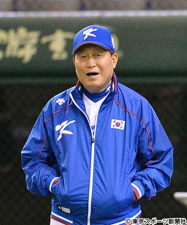 韓国代表_キム・インシク監督