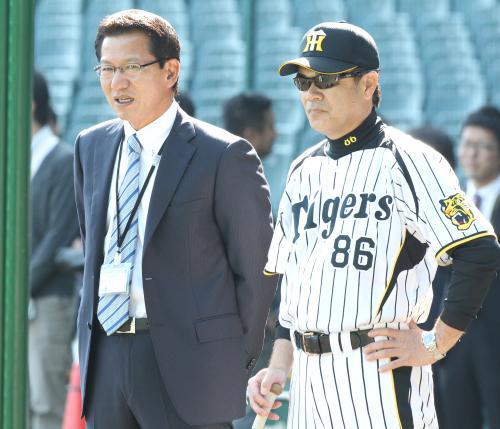 大野豊阪神投手コーチ断る