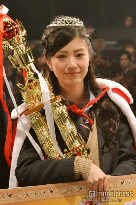 【画像】「関東一可愛い女子高生」ついにグランプリ決定