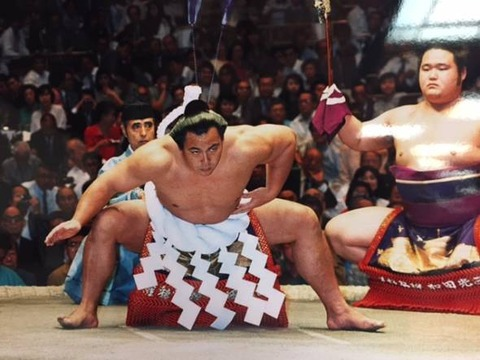 千代の富士、死去…61歳
