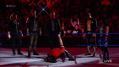 WWEの中邑真輔がヤバすぎるwwwwwwwww