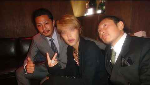 手越さん、福岡の金塊強奪事件容疑者との写真が見つかる