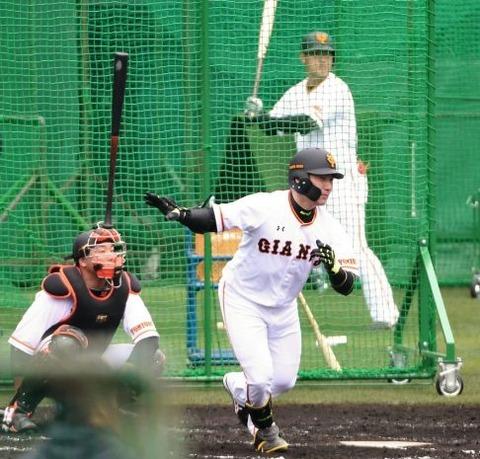 【巨人】丸佳浩「カープはもっと練習をやってる」