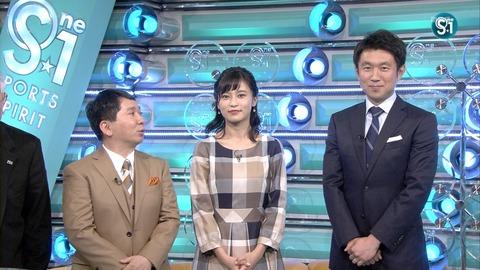 【S☆1】こじるり、爆笑問題田中が降板し番組ファンが困惑