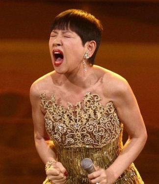 和田アキ子さん(66)、荒れる「国民的歌手やぞ!何で紅白落選や!」