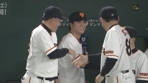 巨人OB・広岡達朗さん、高橋由伸監督は自分の口で「監督をやらせて欲しい」と言え