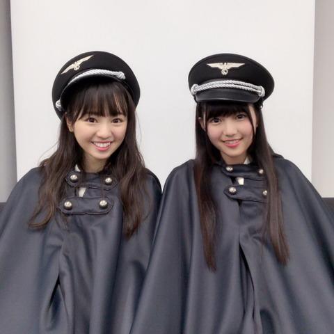 欅坂46のナチス風衣装、海外メディアにバレる