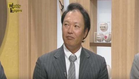 元阪神・福原さんの髪、ガチでヤバイ
