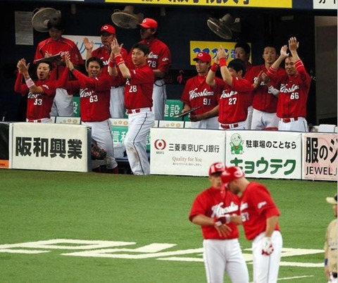 「オリックス 1 - 2 広島」福井4勝目!松山決勝2号ソロ!中崎完璧!3連勝!