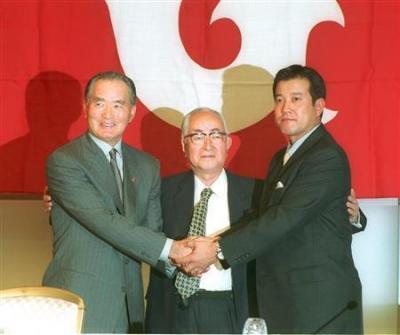 渡辺恒雄さん(92)「優勝したら長嶋くん(83)をおんぶして連れて来る」