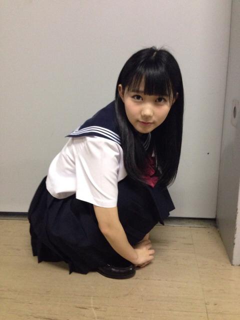 HKT48田中美久(15)「男性は年上が好き50歳くらいまで全然いい」→おっさん歓喜