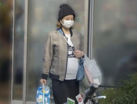 堀北真希さん、再び妊娠・・・