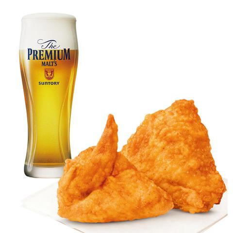 ケンタッキーがチキン2ピースとビールで840円の「ちょい飲みセット」を作ってしまう