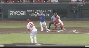 【カープ】野村監督、今井に激怒!「なぜ二塁に投げるのか。あのプレーは分からんね」