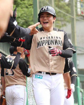 【日本ハム】清宮幸太郎、ファームで5打数4安打2ホーマー5打点の大活躍