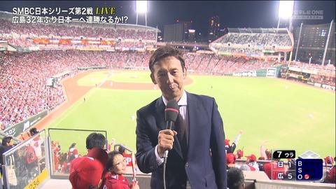 フジテレビの視聴率、日本シリーズで息を吹き返す