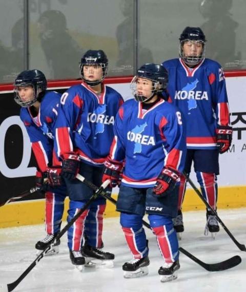 【五輪】韓国さんのホッケーチームのデザイン、完全に北朝鮮寄り